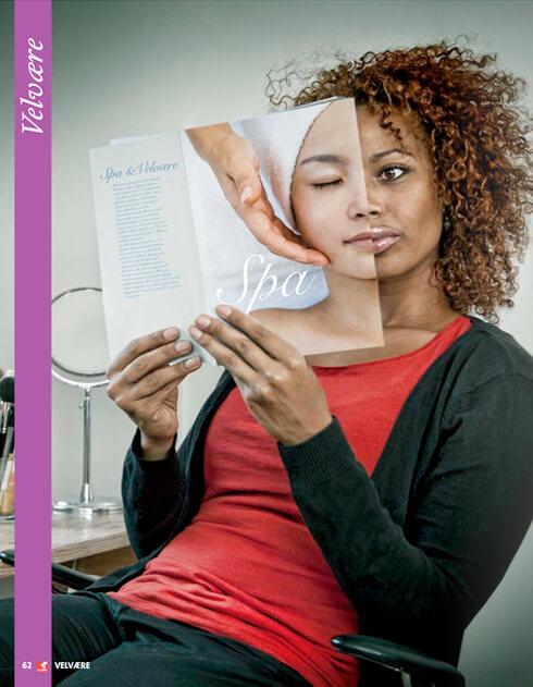 Julekampagne for Bog & Idé 2012