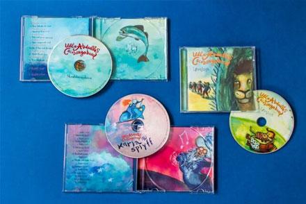 Karla og Splyff – historien om et CD-cover