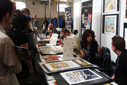 Copenhagen Comics 2013