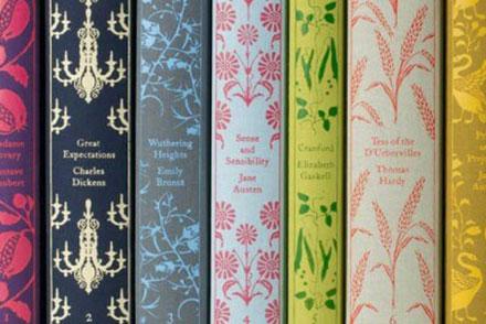 Markedsføring af bøger · klassikere i ny indpakning #1
