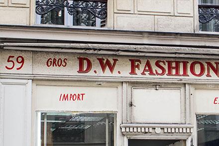 Parisertypografi