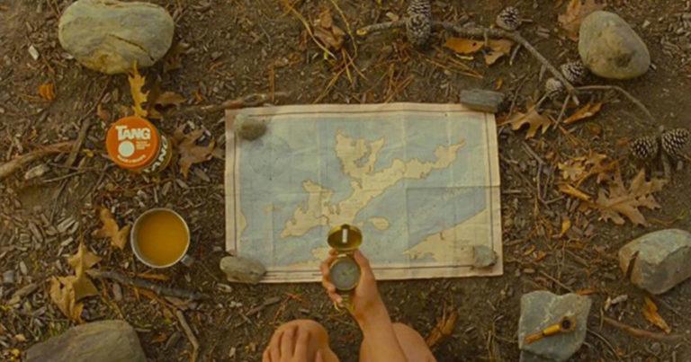Wes Andersons grafiske øje