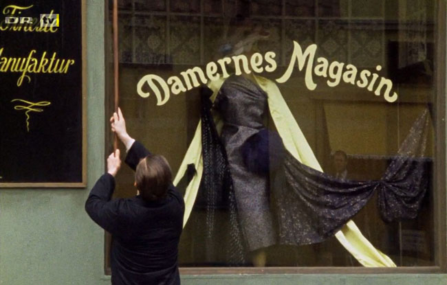 Matador damernes magasin facade