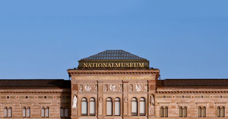 Kritikken af Nationalmuseets logo er røvsyg, men rammer til dels plet