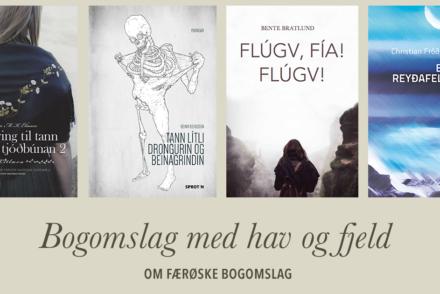 bogomslag bogdesign færøerne
