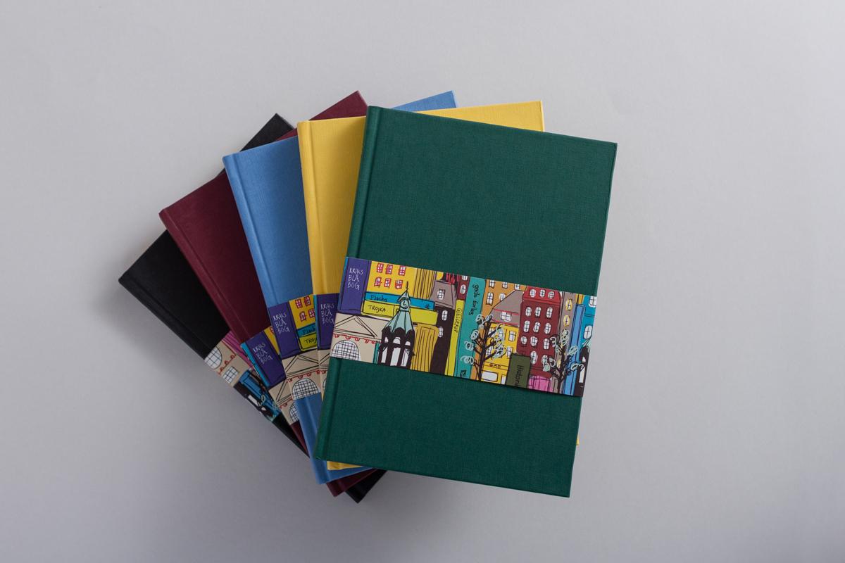 Notesbøger for GAD