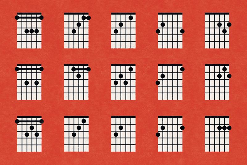 Musikalsk infografik