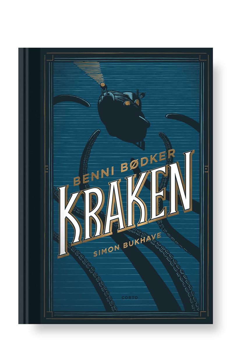 kraken-bogomslag-bogdesign-malene-hald