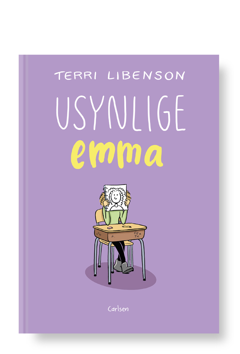 usynlige-emma-bogomslag-bogdesign-malene-hald